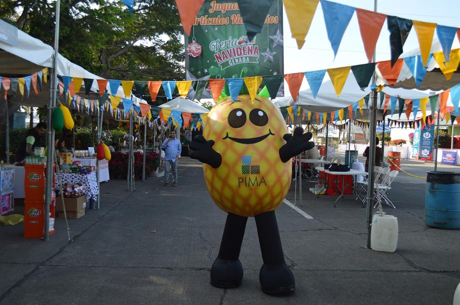 I Feria Navideña ofreció ejercicio, entretenimiento, cultura y buena alimentación