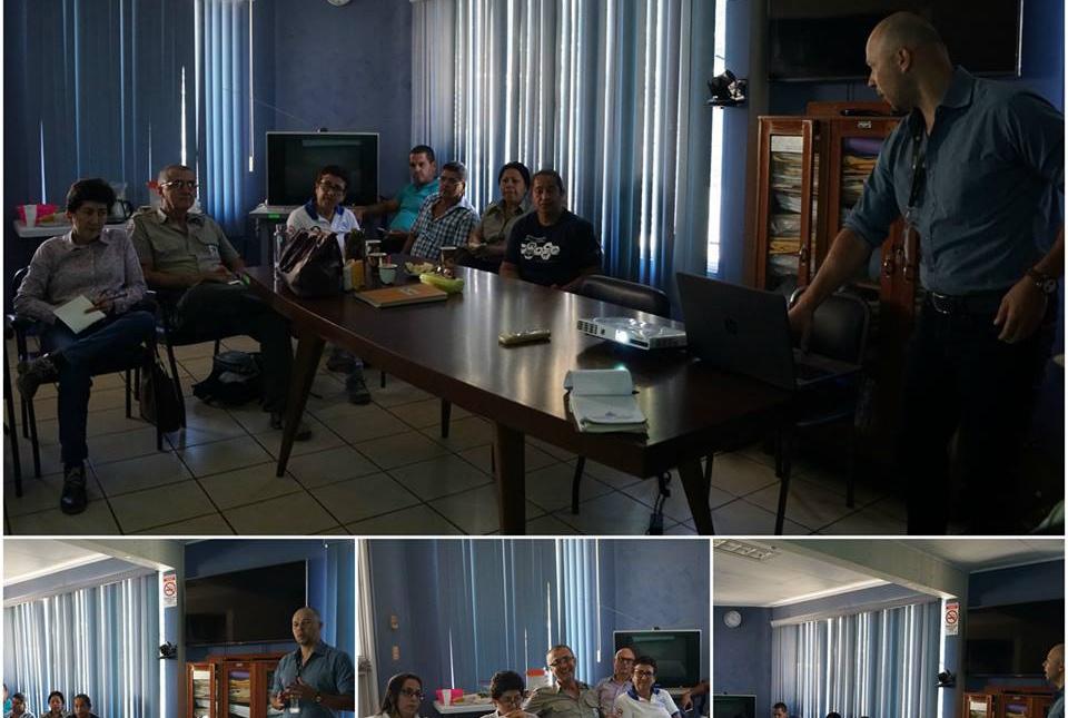 Presentan proyecto MRCH ante Ministerio de Salud Jicaral