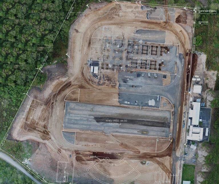 Construcción del Mercado Regional Chorotega beneficia comunidades vecinas
