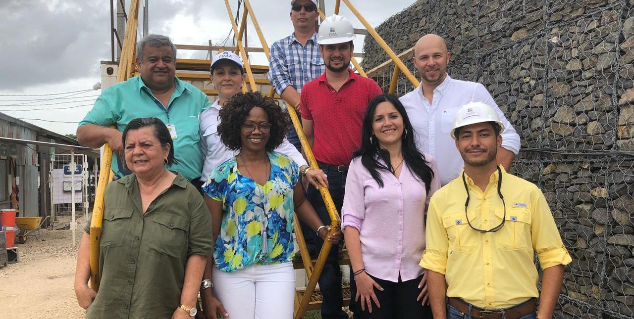 PIMA realizó y participó de varias actividades en su última gira por la Región Chorotega en el marco de la celebración del 25 de julio
