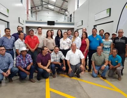 Ocho nuevas organizaciones ingresan como vendedoras al Mercado Mayorista Chorotega