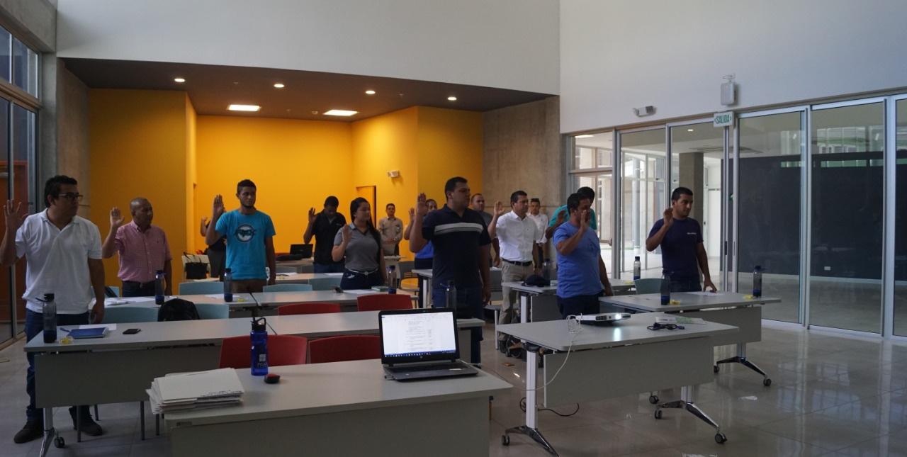 15 nuevos funcionarios se suman al equipo PIMA por medio del Mercado Regional Chorotega