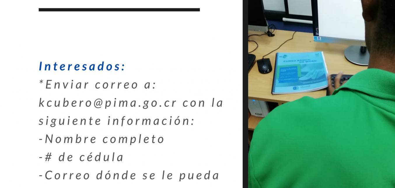 CECI CENADA ofrece cursos virtuales gratuitos