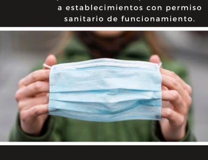 CIRCULAR: USO OBLIGATORIO DE MASCARILLAS