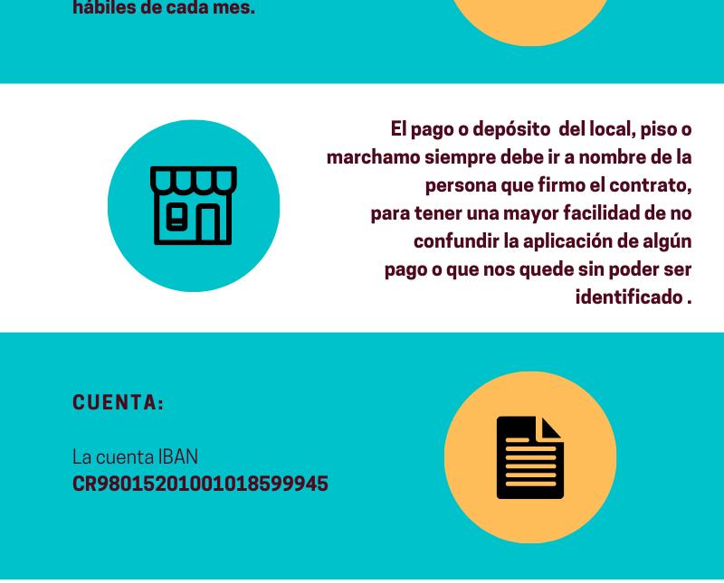 Tesorería PIMA informa: