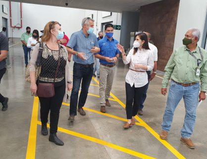 Proyecto de Huertas Caseras guanacastecas se ligan al Mercado Regional Chorotega por medio de encadenamientos comerciales