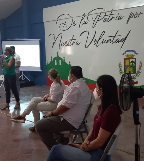 Informe de avance para mesas de diálogo Región Chorotega